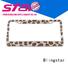 Blingstar fashion design sparkle license plate frames vendor for car