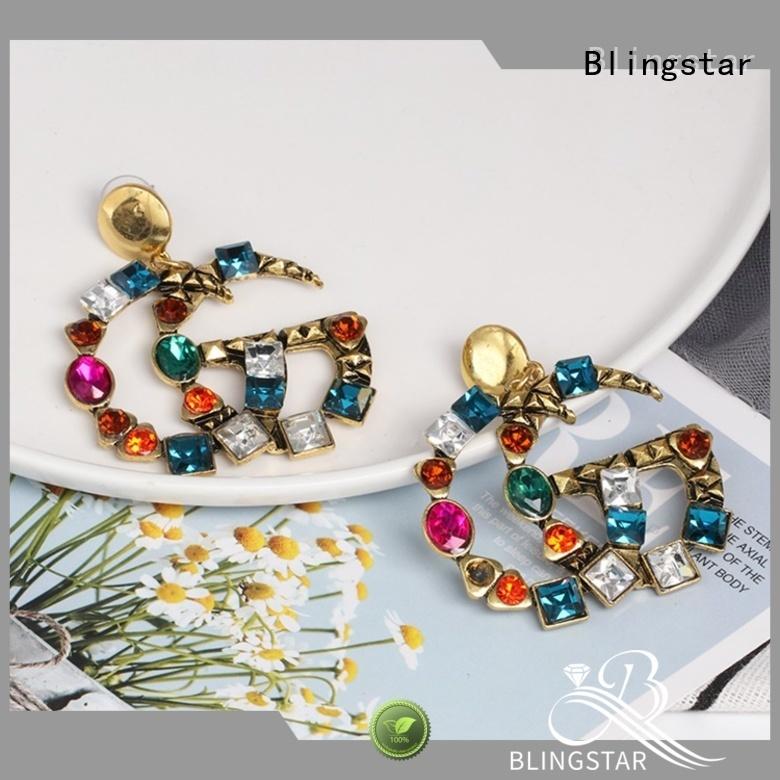 Blingstar Latest diamond crystal ball marketing for women