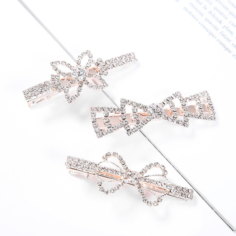 Korean Imitations Pearl Hairclip For Women Girl Lady