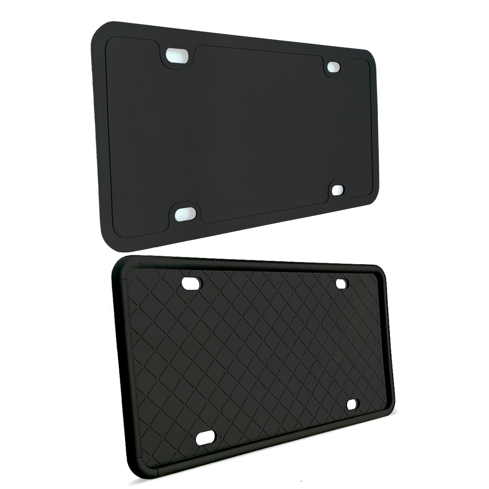 Mounting Accessories Silicone License Plate Frame