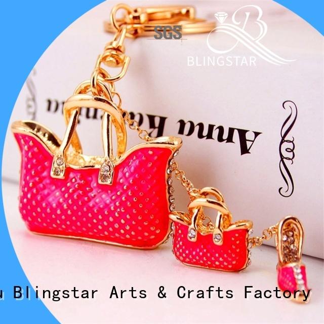 Blingstar hotline bling keychain from supplier for key