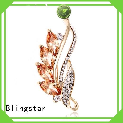 Blingstar women rhinestone nail gem design for makeup mirror