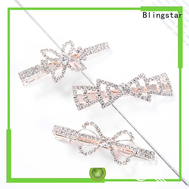 Blingstar High-quality discount rhinestone brooches from supplier for women