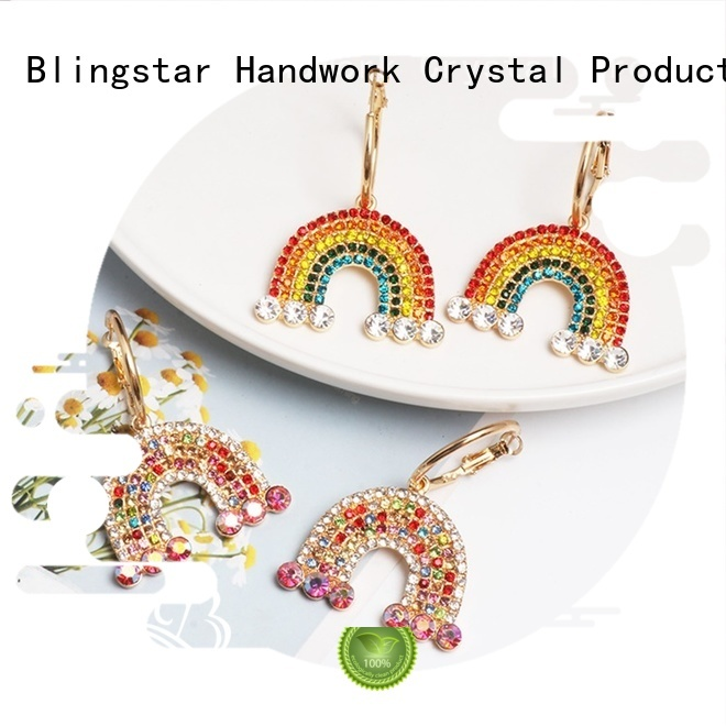 Top lot of rhinestone brooches brooch factory for girl