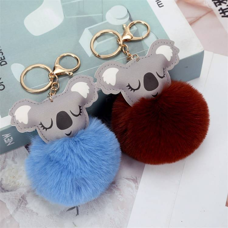 Fashion creative gifts delicate and lovely key ring
