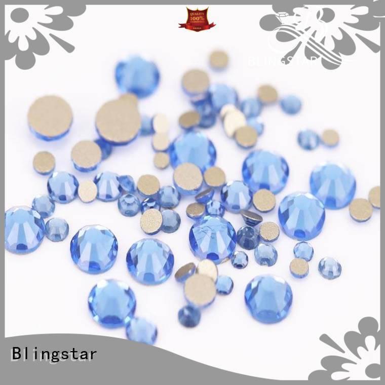 Blingstar Custom antique rhinestone earrings Supply for makup set