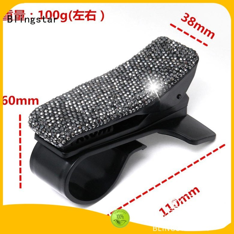 Blingstar license bling car accessories online Supply for car