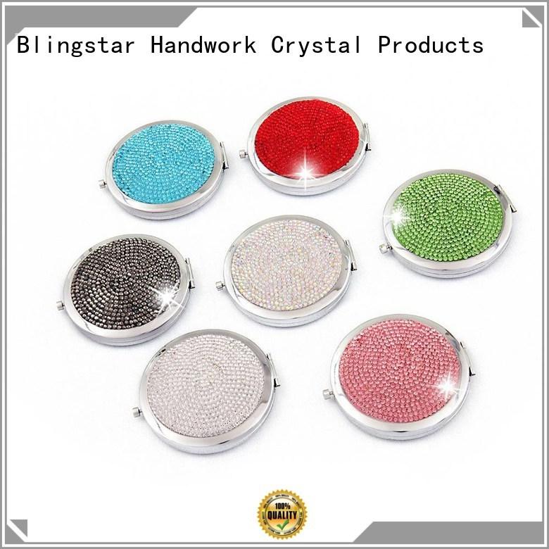 High-quality diamond cosmetic brush brush marketing for makeup mirror