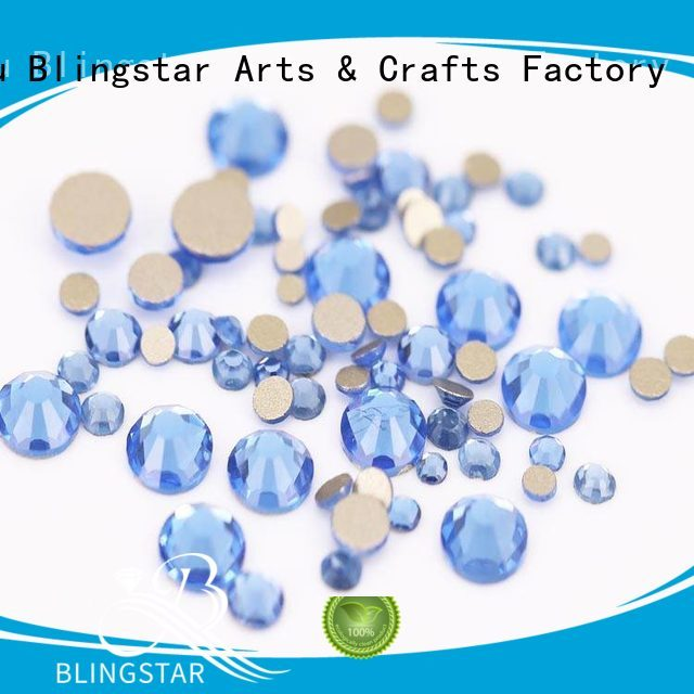 high quality korean rhinestones crystal bulk production