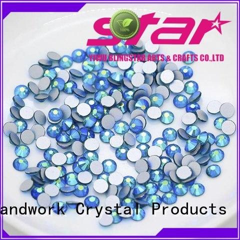 Blingstar crystal rhinestone chain bulk manufacturer for makup set