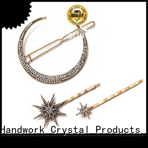 Blingstar chest rhinestone accessories for shoes factory for girl