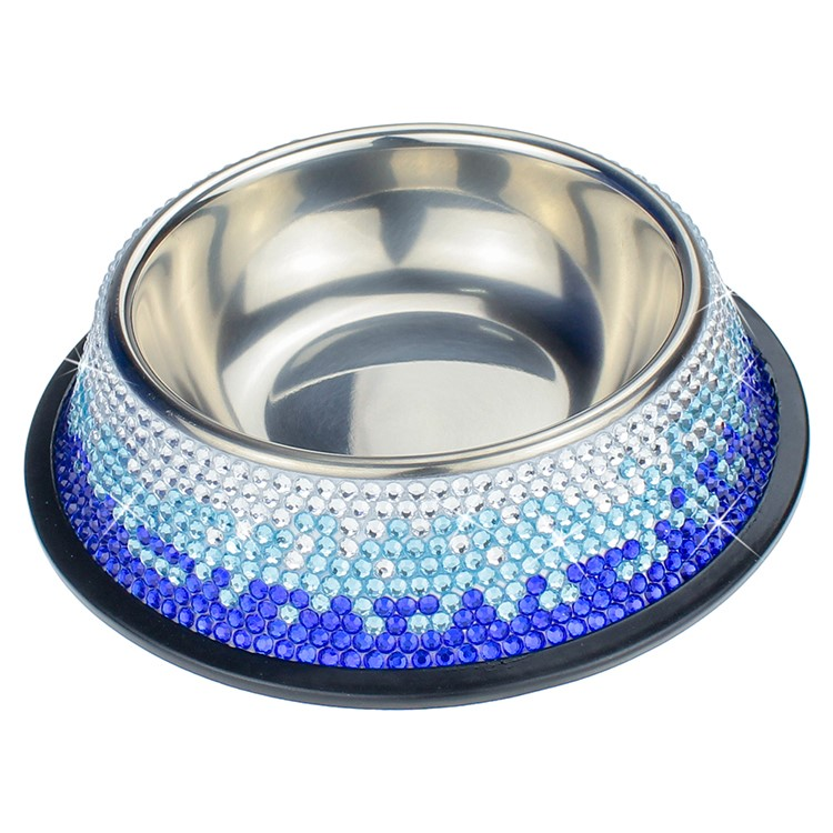 Blingstar durable fancy cat food bowls manufacturers for pet-8