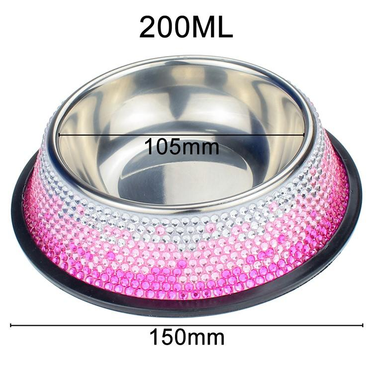 Blingstar durable fancy cat food bowls manufacturers for pet-2