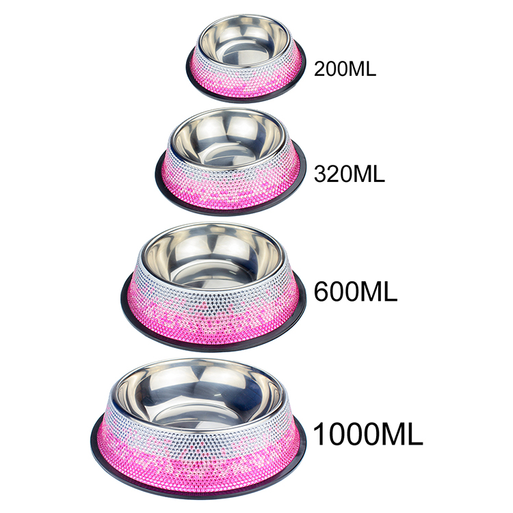 Blingstar durable fancy cat food bowls manufacturers for pet-7