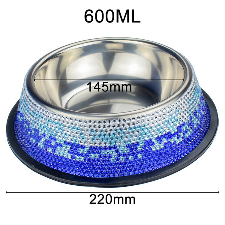Blingstar durable fancy cat food bowls manufacturers for pet-10