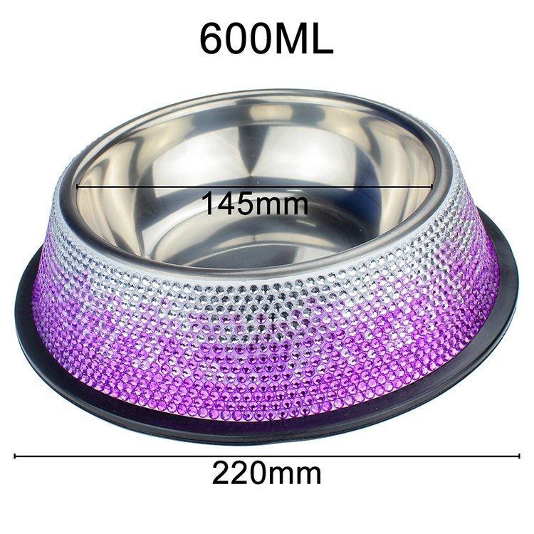 Blingstar durable fancy cat food bowls manufacturers for pet-18