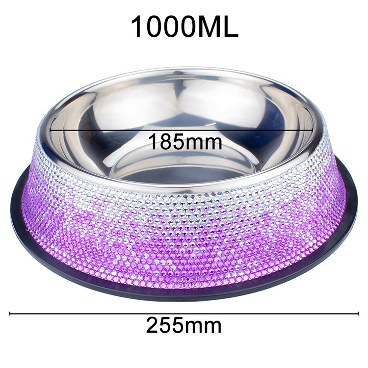 Blingstar durable fancy cat food bowls manufacturers for pet-19