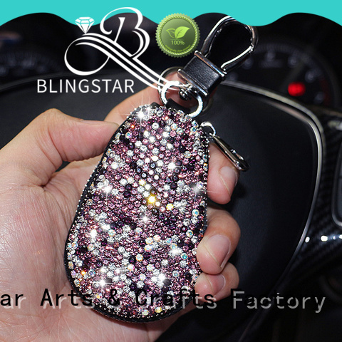 Blingstar tag bling license plate frames factory for auto