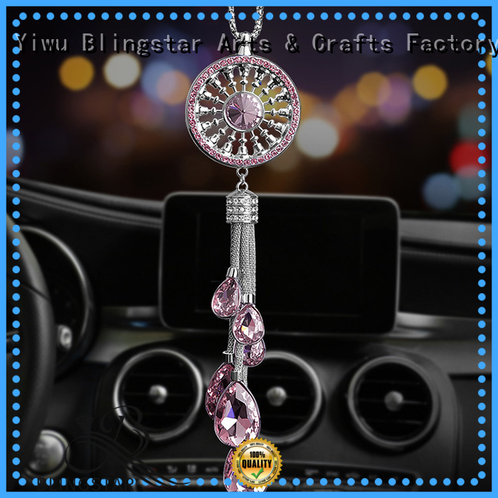 Blingstar decorative blinged out steering wheel cover for business for auto