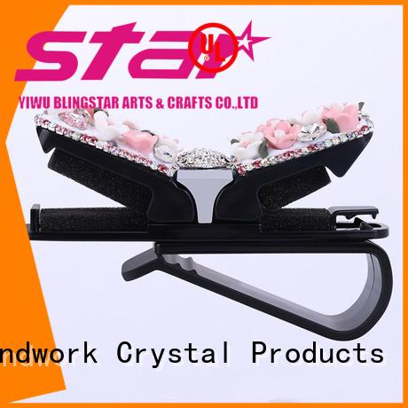 shine bling Automotive accessories gem bulk production for auto
