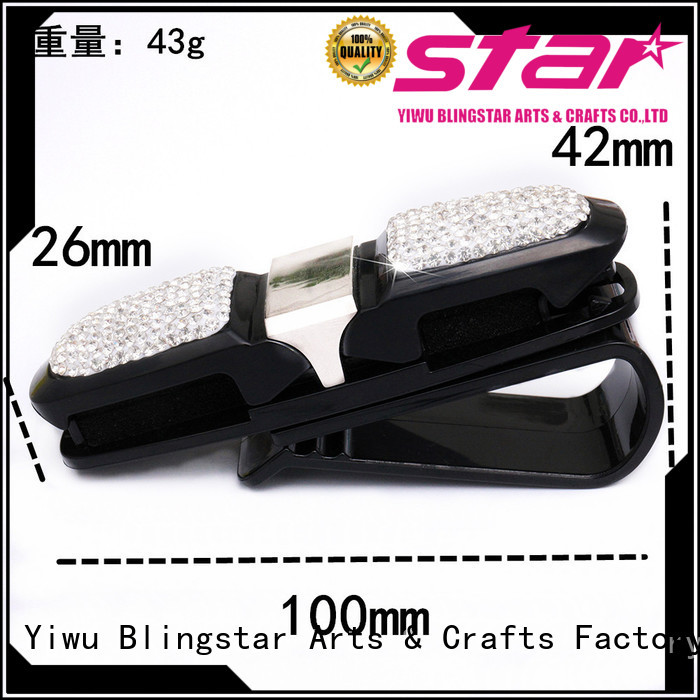 Blingstar fan diamond Automotive accessories factory price for car