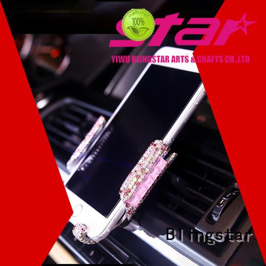 Blingstar fancy design bling Automotive accessories manufacturer for car