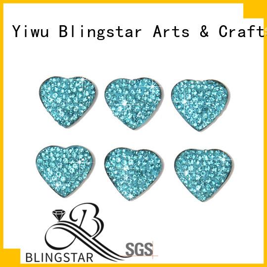 Blingstar microfiber rhinestone bmw emblem for business for auto