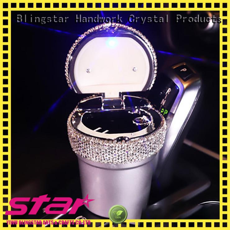 Blingstar star blinged out steering wheel cover manufacturer for car