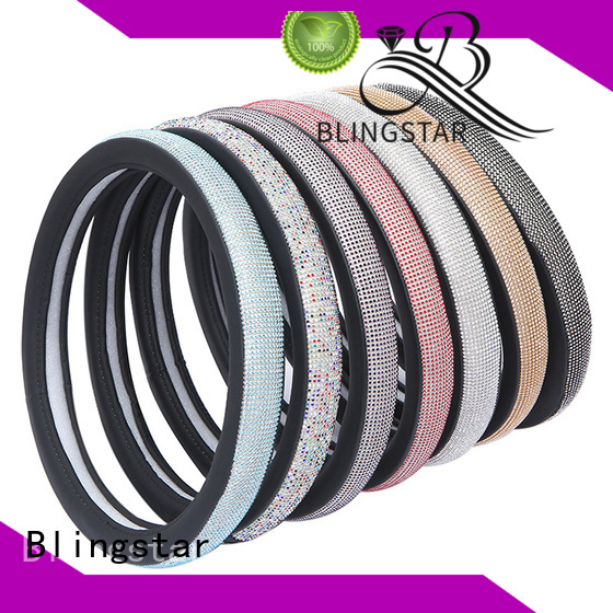 Blingstar covers crystal number plate frames Suppliers for auto
