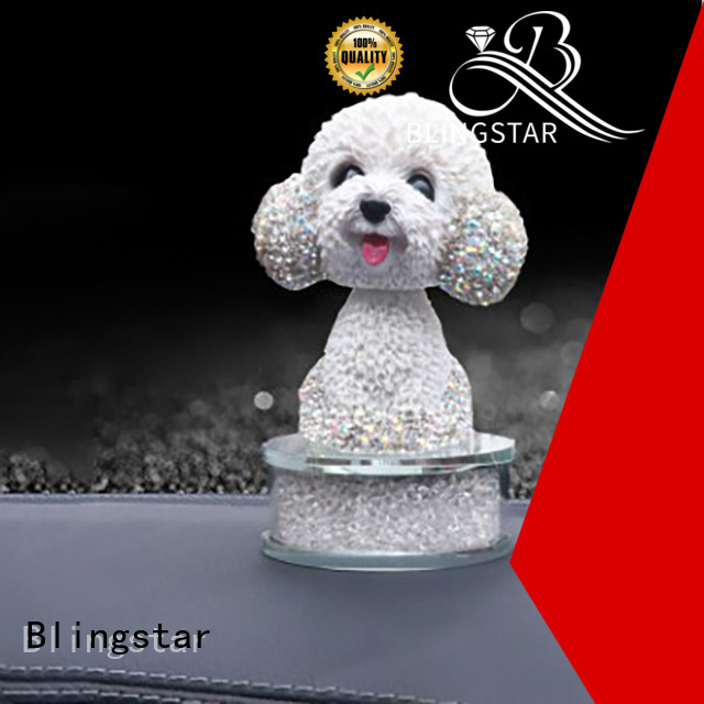 Blingstar nontrace crystalized steering wheel cover from supplier for auto