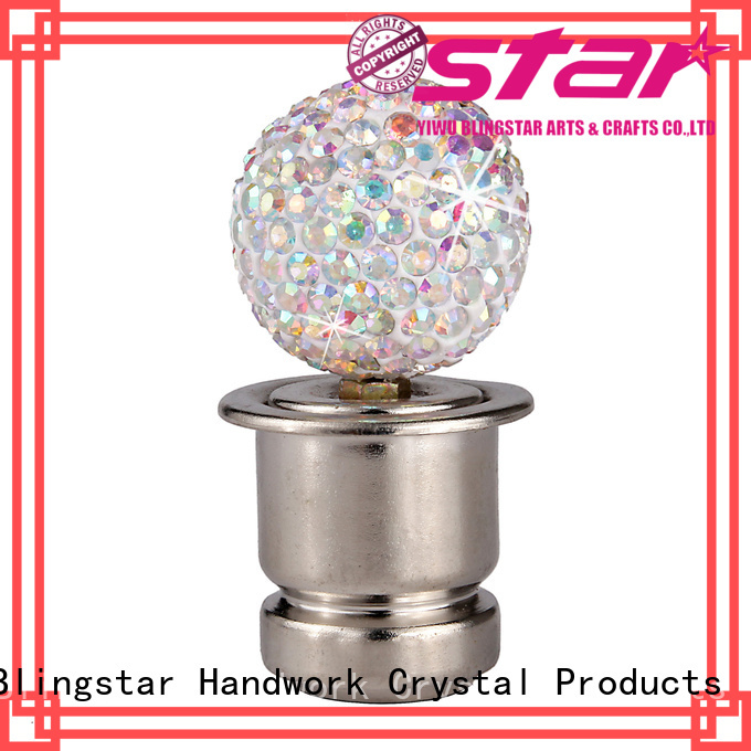 Blingstar widely used diamond Automotive accessories bulk production for car