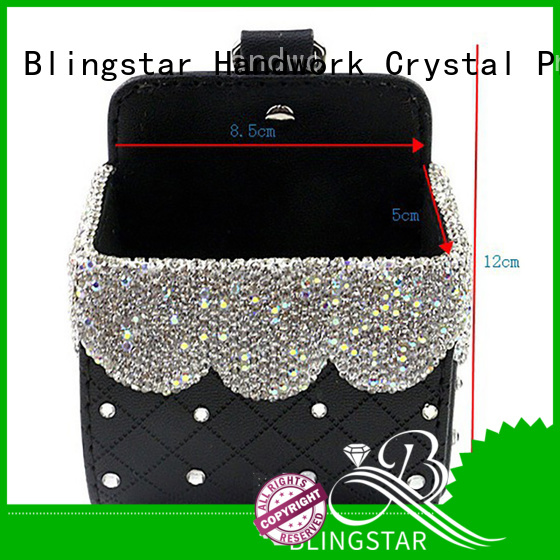 Custom rhinestone license plate frames crystals plush manufacturers for auto