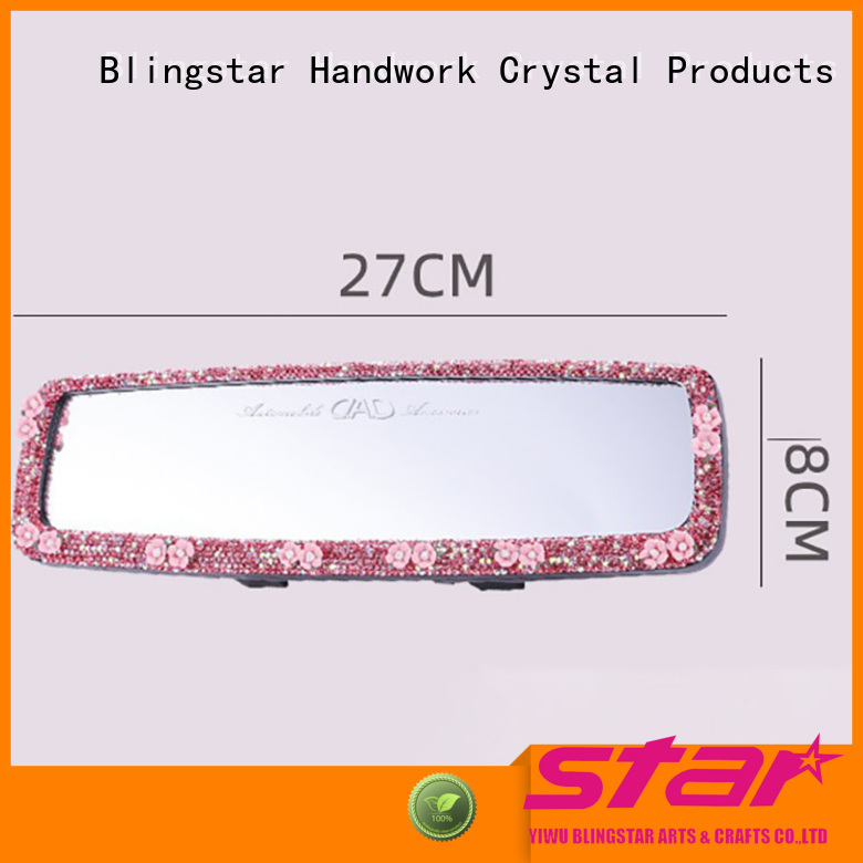 Blingstar valves diamond plate accessories factory for car