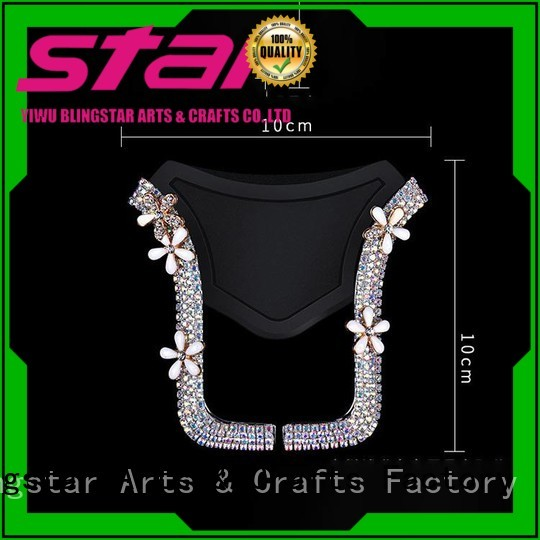 Blingstar fitting diamond Automotive accessories from supplier for car