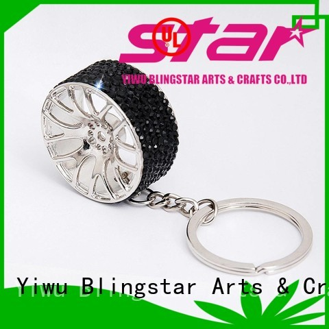Blingstar colorful Key Chain manufacturer for key