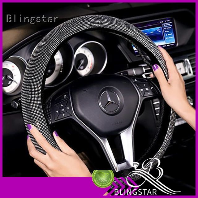 Blingstar phone rhinestone jeep accessories bulk production for car